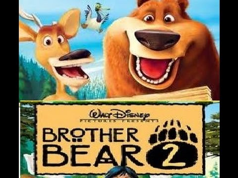 Brother Boog 2 Brother Bear 2 Trailer Youtube