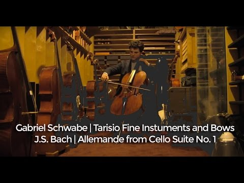 Gabriel Schwabe | Tarisio Fine Instruments and Bows NYC