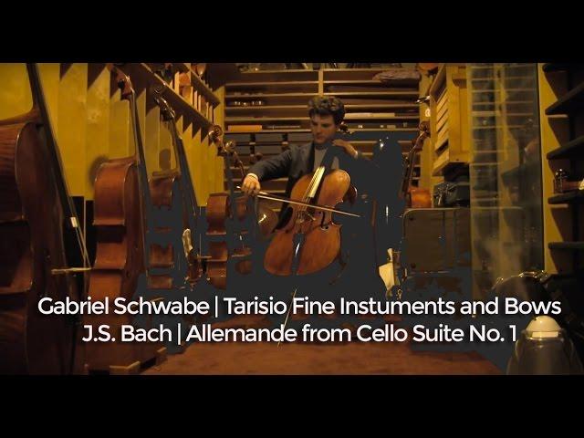 Gabriel Schwabe   Tarisio Fine Instruments and Bows NYC