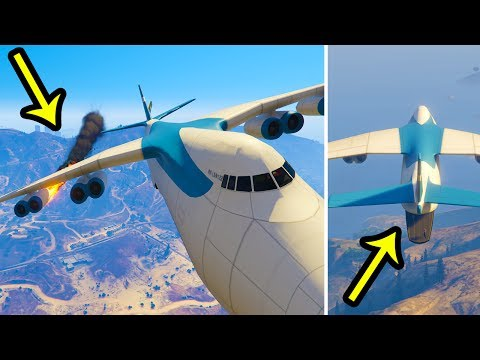 Qui a-t-il dans l'avion Cargo dans la Mission Turbulence Légère ?