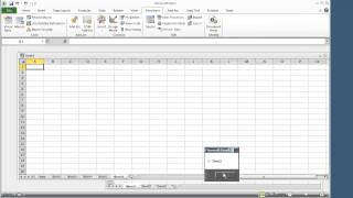 VBA Programming for Excel 2010 - V3.04 - Why use Collections of Object Types