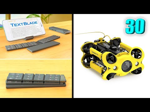 30 New products Aliexpress & Amazon 2021 | Cool gadgets. Amazing future tech