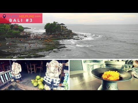 GAYATRI MANTRA IN BALI (Bike rentals, Ubud, Tanah Lot) - DAY-2