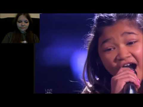 Angelica Hale blows judges away with finale performance cover symphony reaction