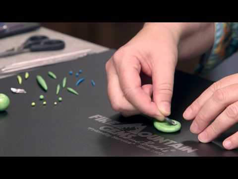 How to Make Gemstones Pop in Polymer Clay