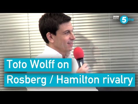 Toto Wolff on Rosberg / Hamilton rivalry
