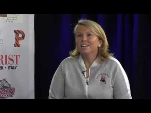 Secrets of College Planning with  Jenn Noon- FDU Athletic Director- Florham Pk, NJ