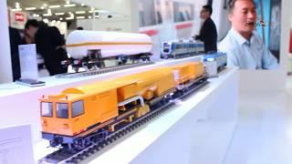 12th International Railway Equipment Exhibition 2017 Pragati Maidan, New Delhi