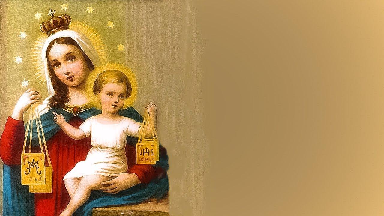 Novena alla Beata Vergine del Monte Carmelo