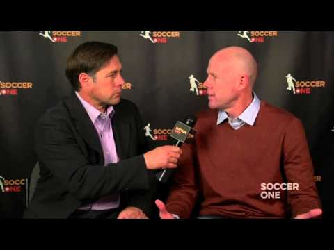 Brad Friedel Interview - NSCAA Convention