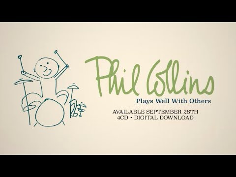 Phil Collins - Plays Well With Others (Promo Video)