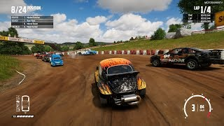 Wreckfest - Buggy at Midwest Motocenter - Xbox One X Gameplay