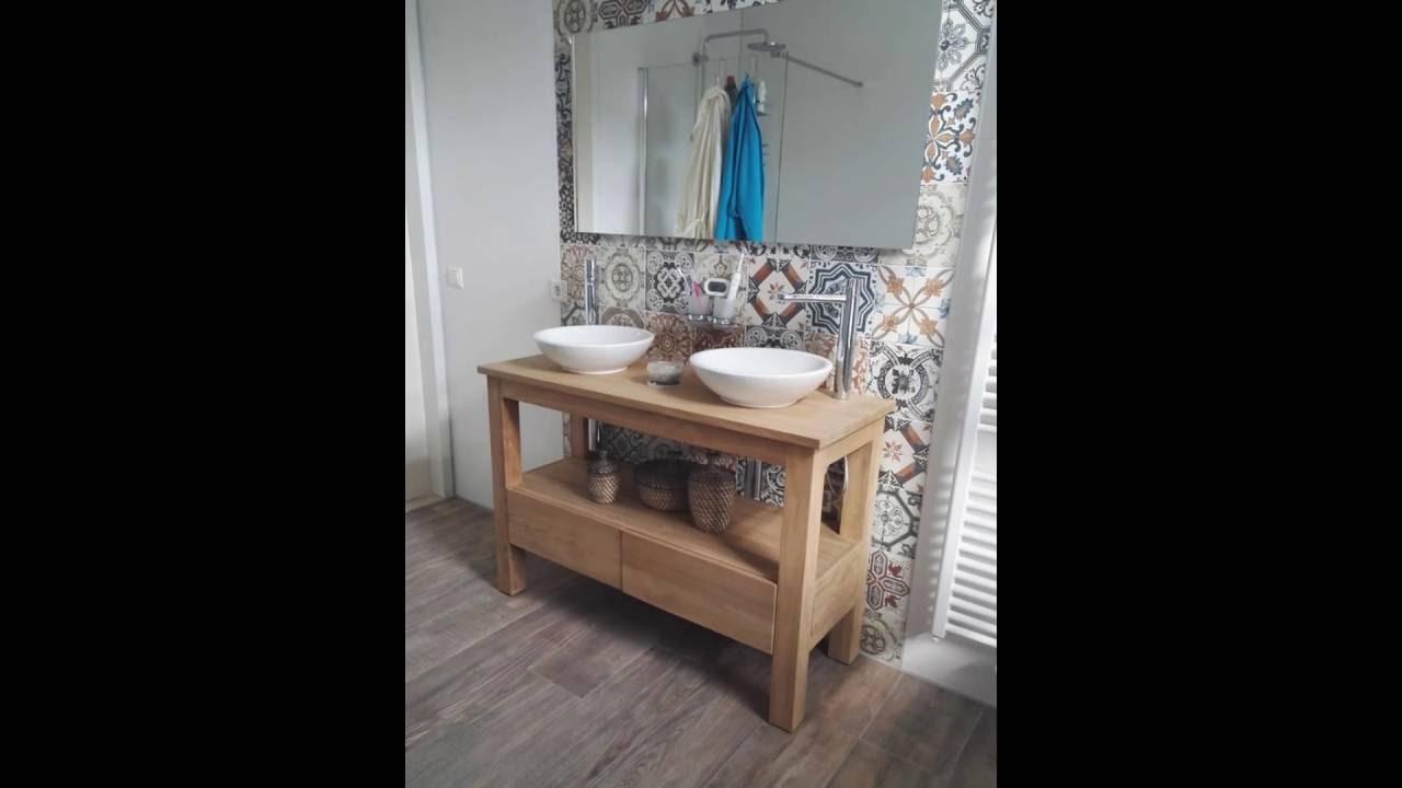 Badkamer Exclusief Someren : ≥ teak badkamermeubel houten badmeubel online badkamer hout