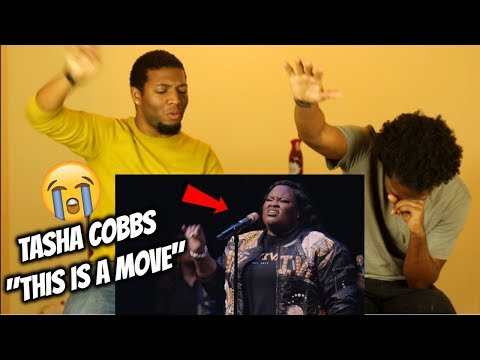 Tasha Cobbs Leonard - This Is A Move (Live) CRYING!! REACTION Mp3