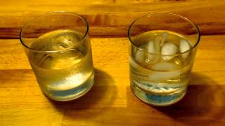 Ice Melt Test: Clear Ice Sphere vs. Half-Moon Cubes