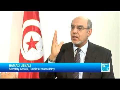 Hamadi Jebali, Ennahda's Secretary General and former Tunisian Prime Minister