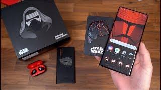 Galaxy Note 10 Plus Unboxing: Star Wars Special Edition!