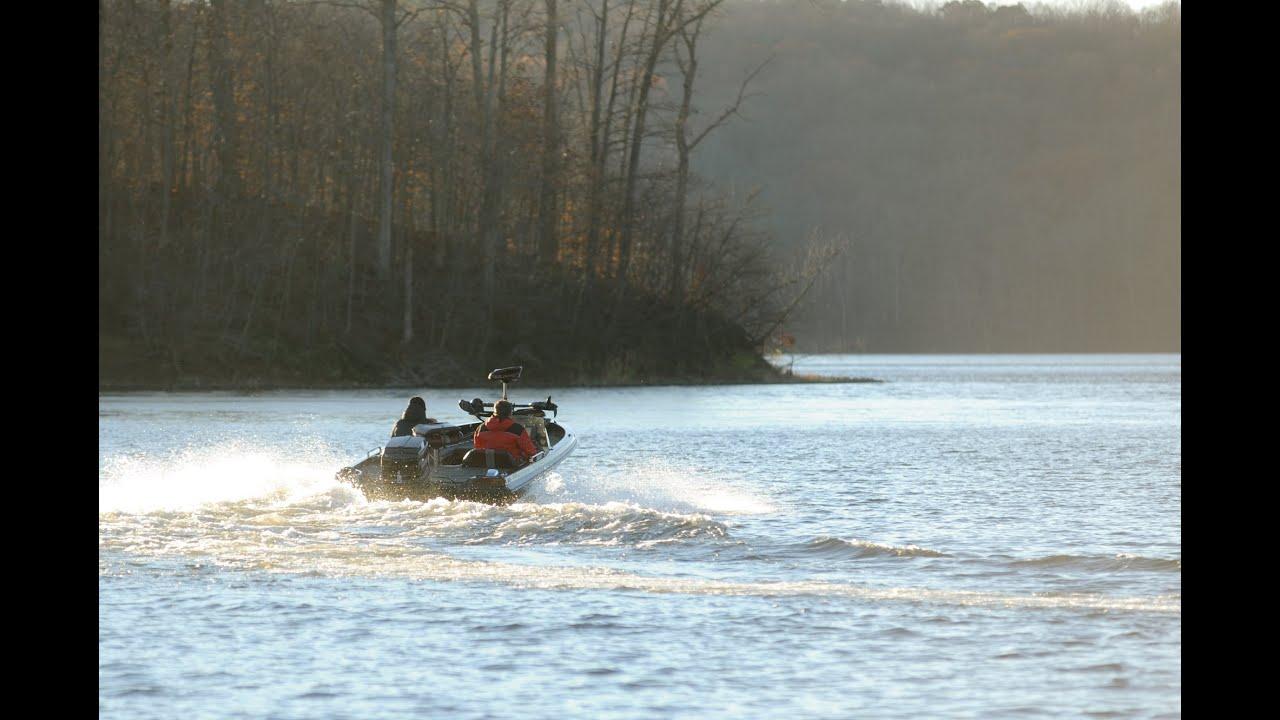 Southeast missouri state bass anglers club youtube for Kinkaid lake fishing report