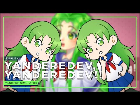YANDEREDEV YANDEREDEV!!! (Yandere Simulator Parody Song) [мoм0кι]