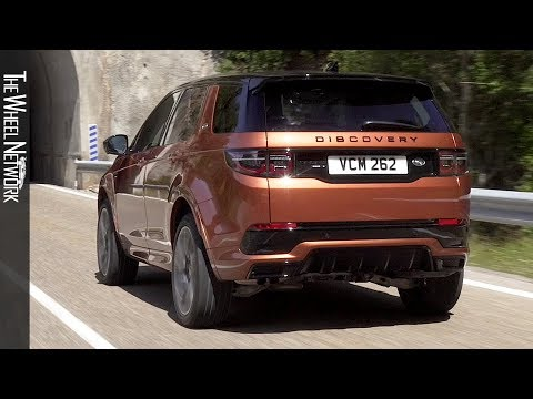 2020 Land Rover Discovery Sport Road & Trail Driving | Namib Orange | D240 R-Dynamic