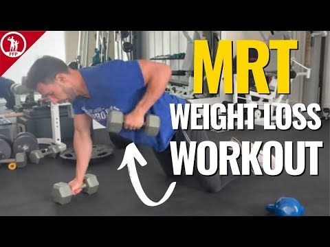 Metabolic Resistance Training Workout Plan (10-10-BURN)