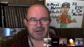 Wędkarski Hangout # 75 Jesienne drapieżniki na żywca i spinning - Na żywo