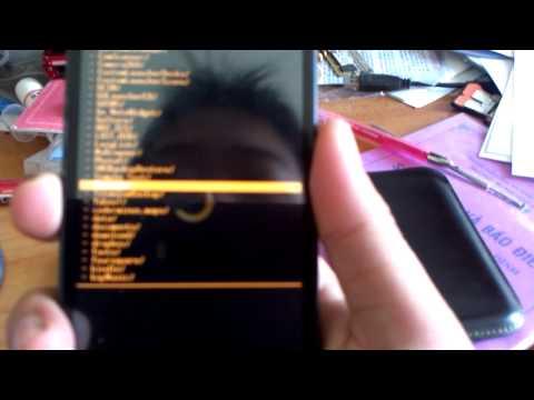 Hướng dẫn up rom ics 4.0 cho HTC HD2