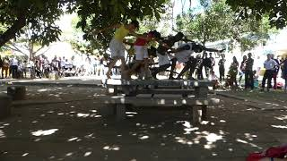 """DANSE - """"Ulatsa Fikira (s'évader)""""- GECKOGAMES - Collège M'Gombani Mayotte"""
