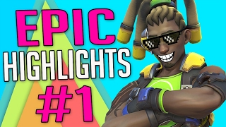 LE ZAP DES HÉROS ! OVERWATCH HIGHLIGHTS & WTF MOMENTS