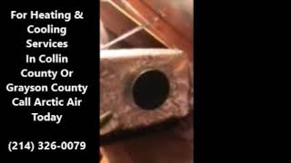 Arctic Air Heating And Cooling  Service In McKinney, Allen, Prosper, Melissa And Grayson County