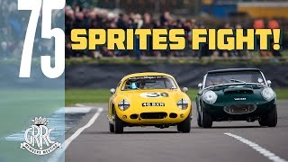 The epic Weslake Cup Dogfight