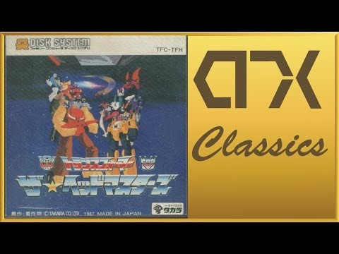 AWFUL GAME: Transformers: The Headmasters (Famicom Disk System) #AllieRXClassics
