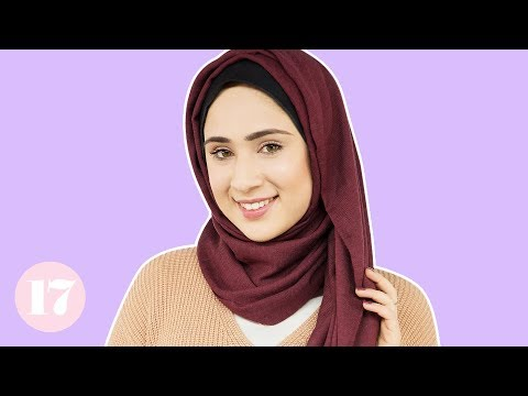 5 Cutest Ways to Wear Your Hijab - Style Lab