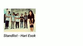 Standlist - Hari Esok (video lirik)