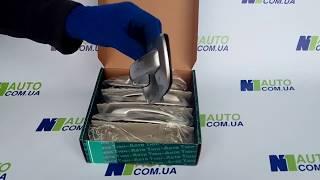 видео Наружные евро ручки «Рысь» в цвет кузова для Лада Приора, ВАЗ 2110-12