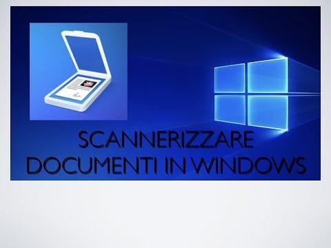 come-scannerizzare-documenti-con-windows-10