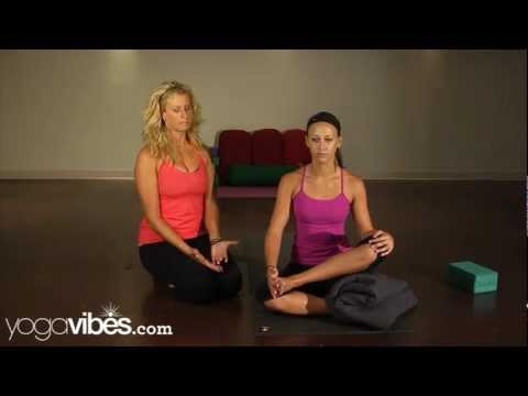 Yin Yoga Tutorial: Double Pigeon (Square Pose) | Tiffany Cantrell