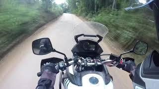 As secundárias e estradas