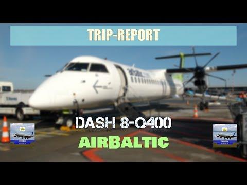 [TRIP-REPORT] BT102   Stockholm - Riga   airBaltic   Dash 8-Q400