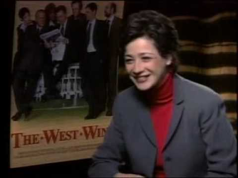 Moira Kelly  'The West Wing'