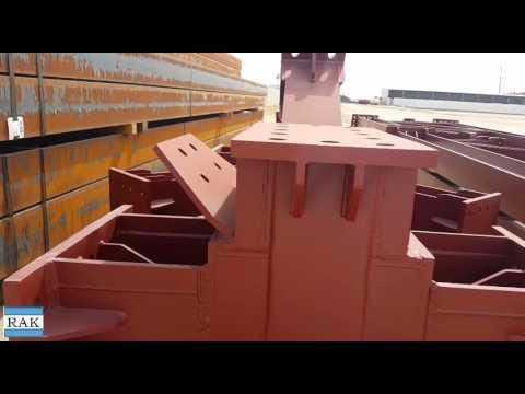 AL-RAKEB COMPANY KUWAIT structural steel fabrication