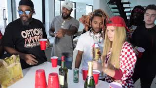 "A ""Day In The Life"" with recording artist Chanel West Coast"