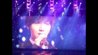 120310 Super Show 4 Macau - Yesung Solo For one Day