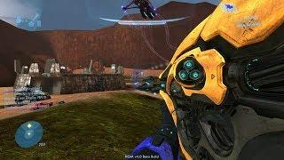 Halo CE Mod Gráfico KGM 2019 - Gameplay