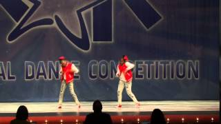 """School Is In Session"" Hip Hop duet"