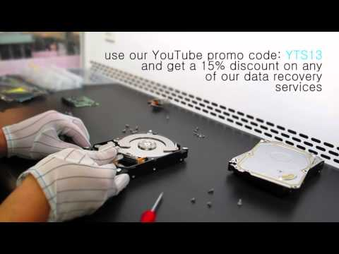 seagate data recovery on clicking hard drive