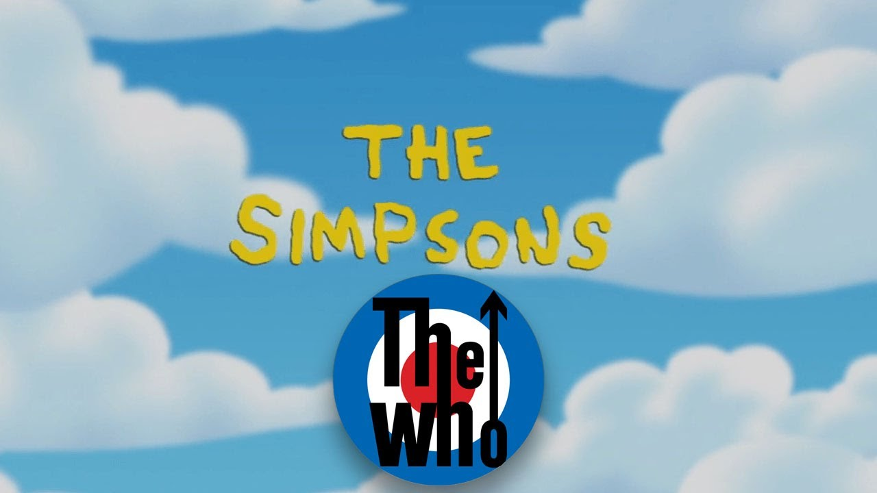 The Who References in The Simpsons