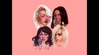 Video Rita Ora – Girls (feat. Cardi B, Bebe Rexha & Charli XCX)  (Tradução/Legendado) download MP3, 3GP, MP4, WEBM, AVI, FLV Mei 2018