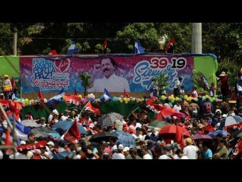 نيكاراغوا: الرئيس أورتيغا يتهم الكنيسة بالتآمر ويصف المظاهرات بالشيطانية  - نشر قبل 3 ساعة