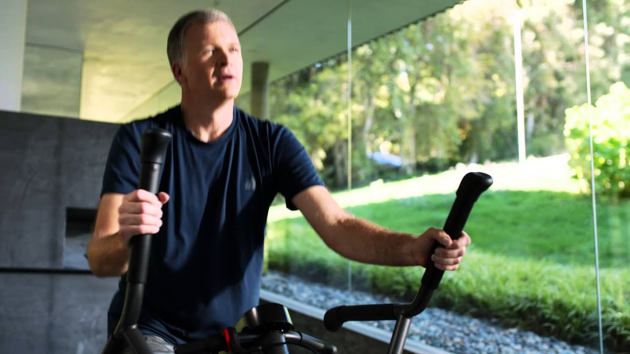 Bill Lost 42 Pounds With The Bowflex Max Trainer